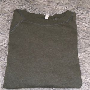 🚨4/$30 green pullover